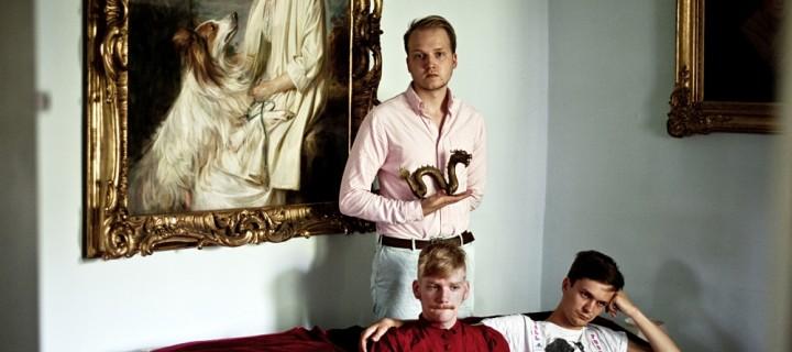 Zum Tourstart stellen die Friesen das Video zu '34 Narben' online