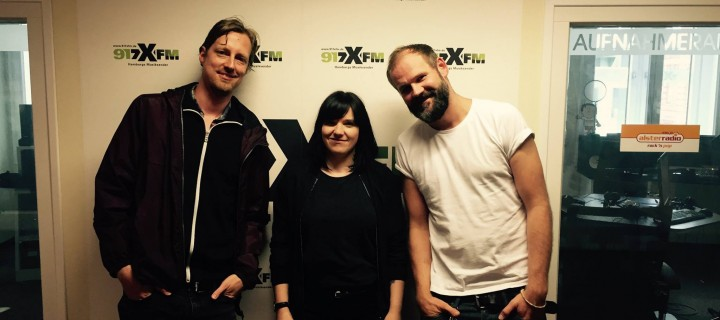 """Wir waren zu Besuch in der """"Gaststätte"""" beim Hamburger Radiosender 917XFM"""