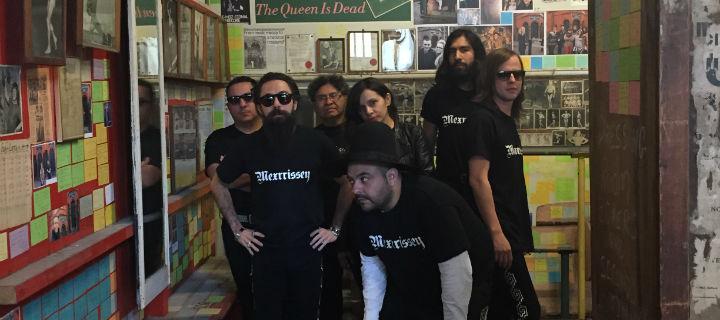 Die mexikanische Morrissey Tribute-Band veröffentlichen ein Video zu Estuvo Bien (Suedehead)