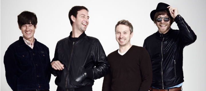"The Rifles: Neues Video zu ""Turtle Dove"""