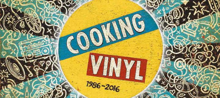 30 Jahre Cooking Vinyl – Große Sammelbox zum Jubiläum!!