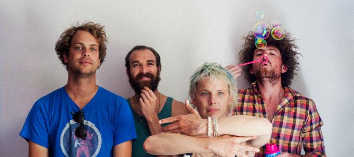 POND – Australiens gefeierte Psych-Rocker veröffentlichen neues Video!
