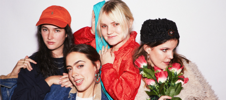 "Video zu ""The Club"" von Hinds ab sofort online!"