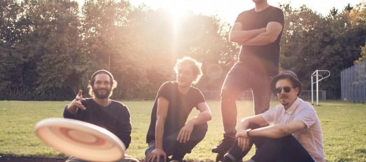 KYTES gehen im neuen Video baden! Und haben im Januar eine neue EP.