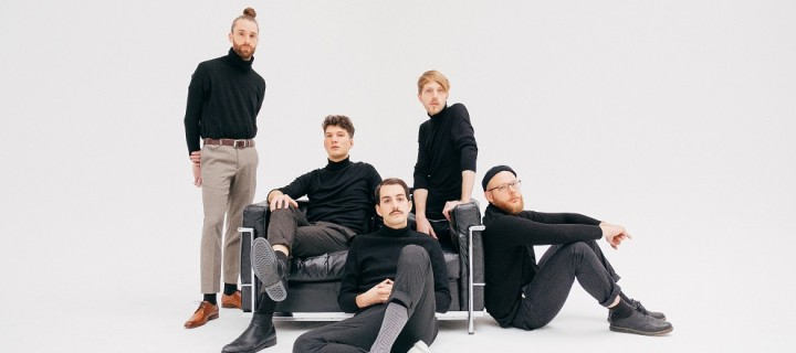 Neufundland sind beim New Music Award und VIA nominiert – und haben neue Tourdaten!