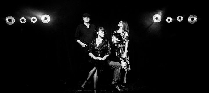 Nouvelle Vague spielen Debütalbum am 01.10.2019 im Mojo Club!