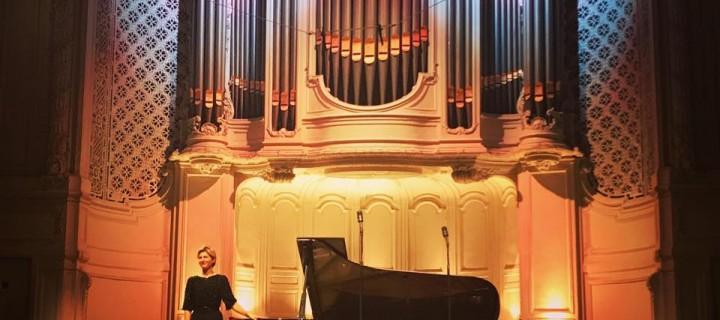 Vanessa Wagner: Pianistin ist am 26.09. live in der Elbphilharmonie zu erleben!