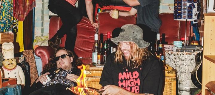 Psychedelic Porn Crumpets: Psych-Rocker veröffentlichen heute neues Album – und kündigen weitere Deutschland-Shows an!