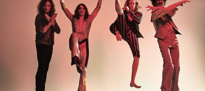 The Darkness versetzen Rock den Todesstoß – letztes Album im Oktober, Tour im Winter, Video schon jetzt!