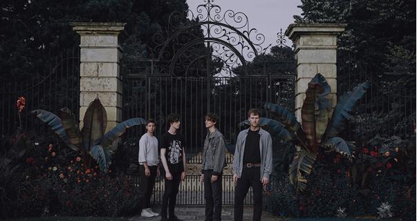 Gengahr: Das Indie-Quartett enthüllt vor Album-VÖ weiteren Song – und spielt Deutschland-Shows im Februar!