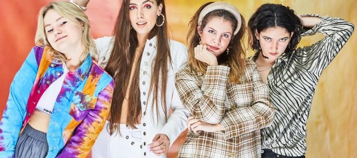 Hinds geben neues VÖ-Datum für kommendes Album und Nachholtermine für Deutschland-Shows bekannt!