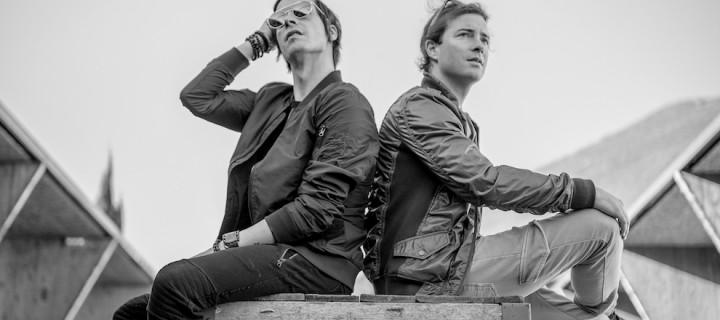 """Raus aus der Komfortzone: Das Schweizer Brüder-Duo Sinplus hat heute das Video zu ihrer Single """"Escape"""" veröffentlicht!"""