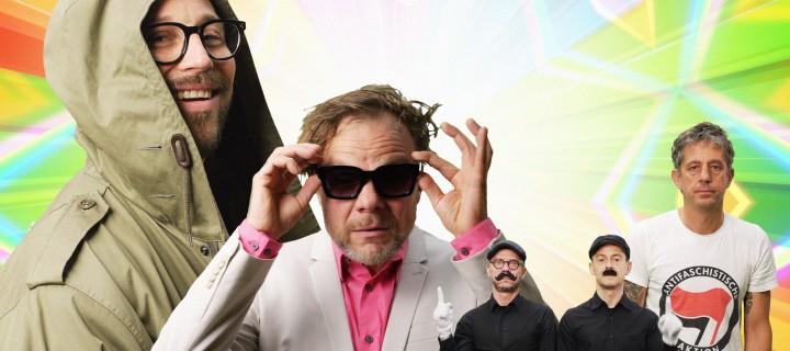 """""""In The Presence Of"""" Cover-EP erscheint heute! Dazu gibt es ein skurriles Video mit Kurt Krömer zum L7-Track """"Shitlist!"""