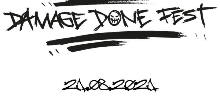 """Neues Punkrock- und Hardcore-Festival in Hamburg: Erste Ausgabe des """"Damage Done Fests"""" am 21.08.2021!"""