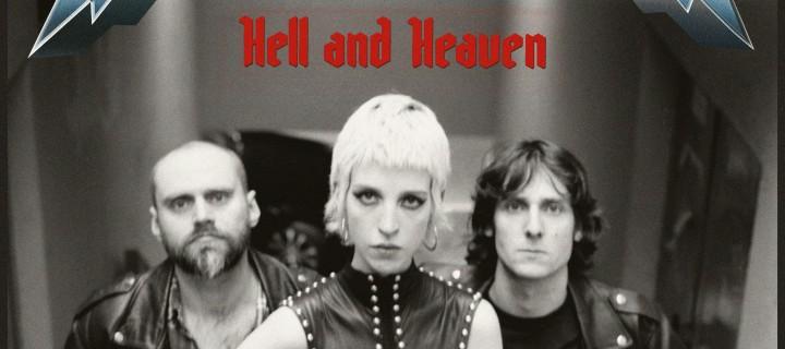 """Die hessischen Garage-Rocker Suck holen die Metalpeitsche raus. Neues Video """"Hell And Heaven"""""""