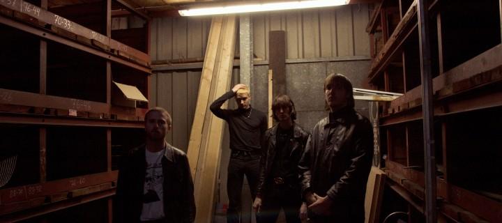 """Meet Goblyn: Das Post-Punk Quartett aus der Hamburger Subkultur Szene meldet sich mit seiner  Debütsingle """"Wet Dogs"""" lautstark zu Wort!"""
